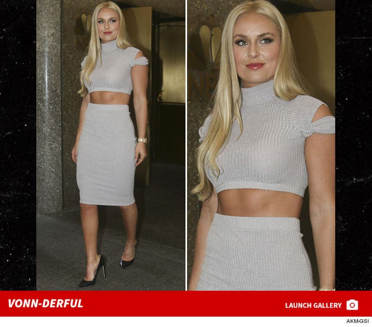 Lindsey Vonn -- The Smoke Show Continues