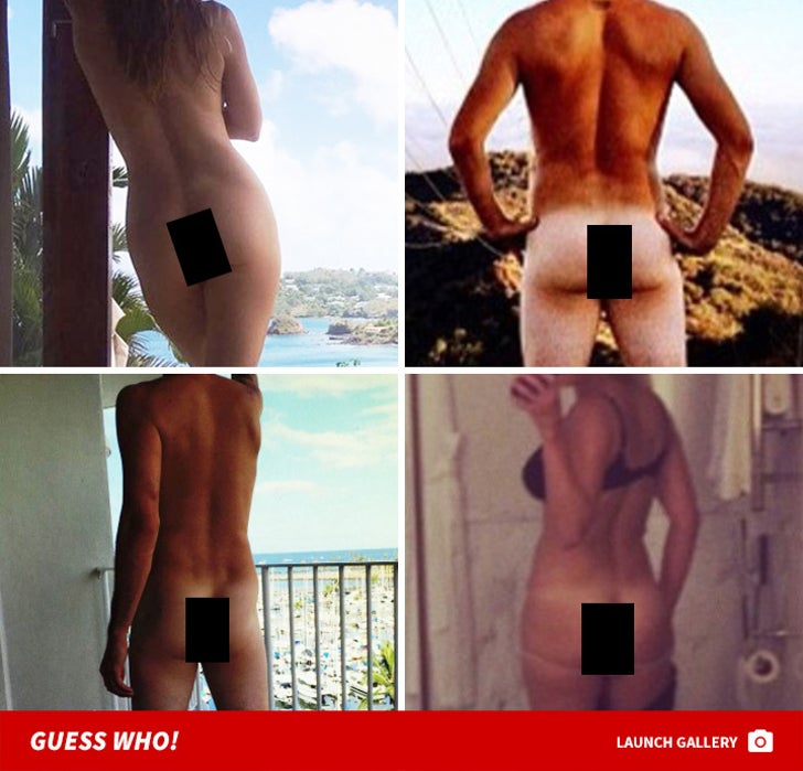 Famous Full Moons -- Guess the NSFW Selfies!