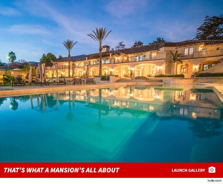 Lynsi Snyder -- In-n-Out Mansion For Sale