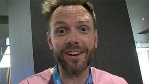 Joel McHale Says His Kids Can Skip College If They Play Fortnite Like Ninja