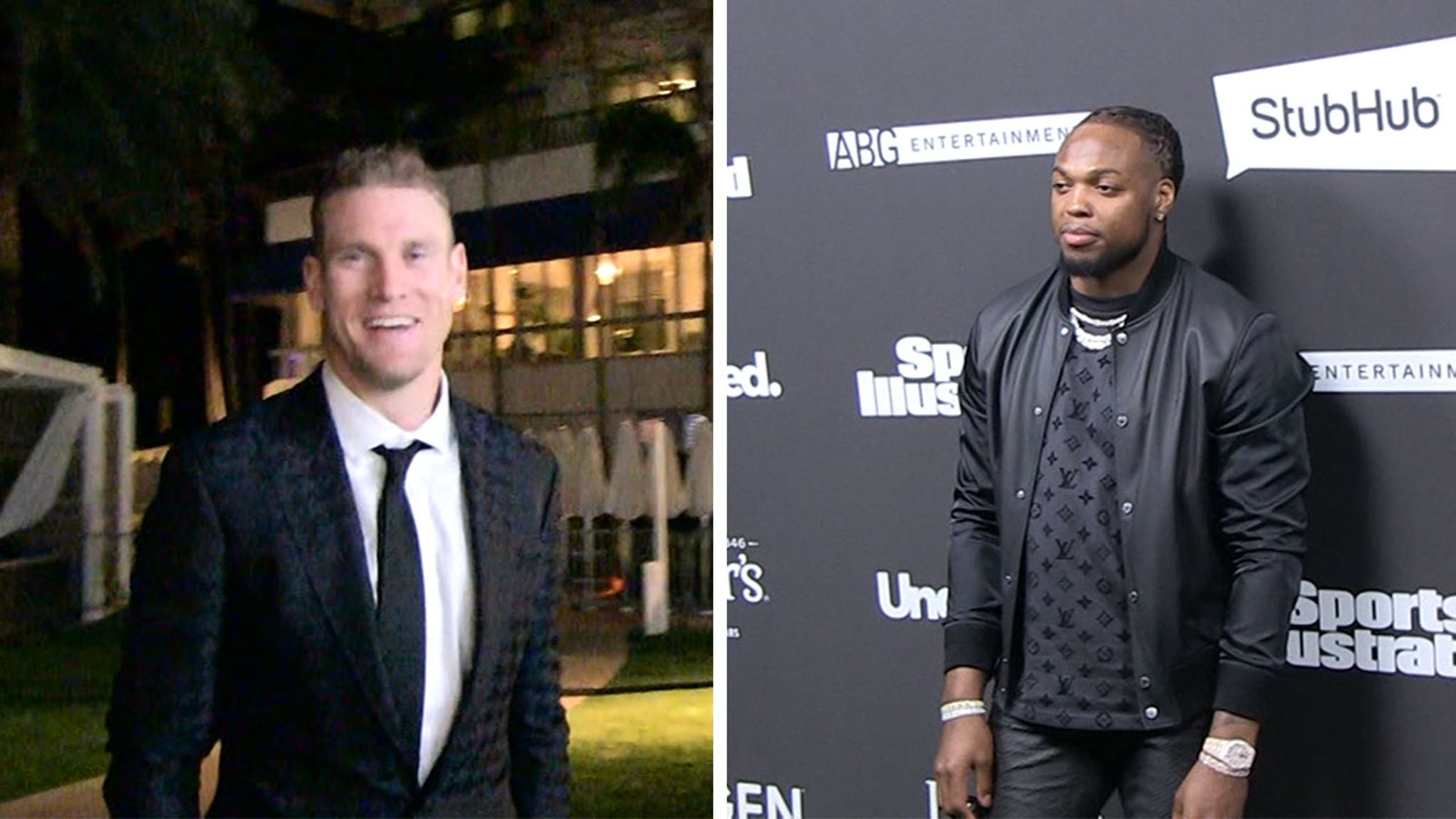 Ryan Tannehill Says Derrick Henry Should Be NFL's Highest-Paid RB
