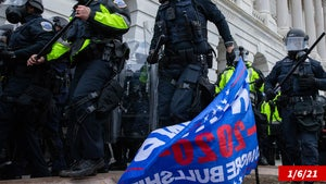 Capitol Police Union Blasts Leadership for Riot Response, Says It Cost Lives