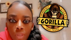 Woman Who Put Gorilla Glue in Hair Gets No Relief at ER, Might Sue