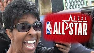 Gladys Knight Tapped to Sing National Anthem at 2021 NBA All-Star Game