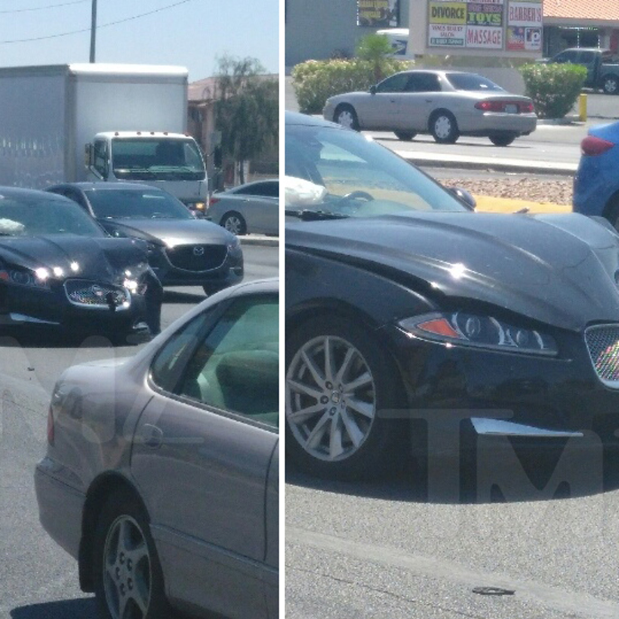 Joe Jackson Rushed to Hospital After Car Crash in Las Vegas (UPDATE)