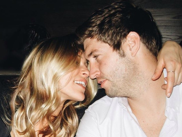 Kristin Cavallari and Jay Cutler -- Happier Times