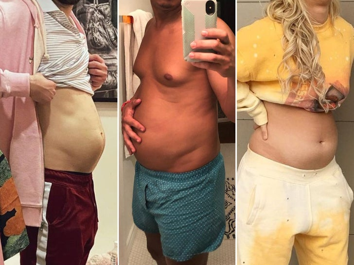 Celebrity Food Babies -- Guess Who!