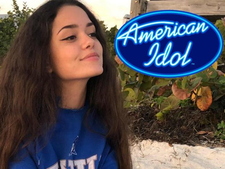 'American Idol' Sensation Casey Bishop Could Make Good Dough on Tour.jpg