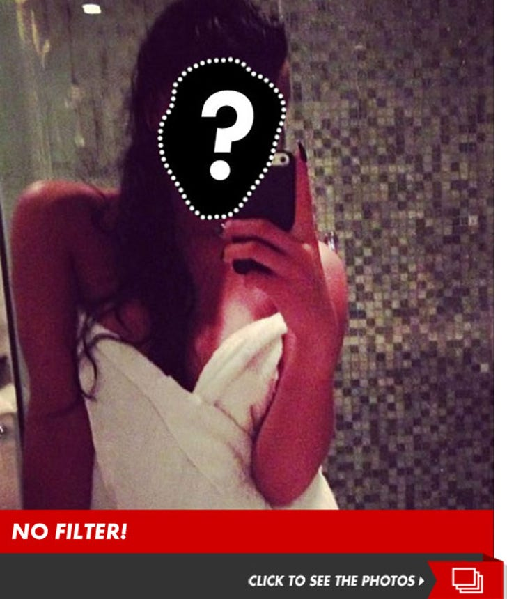 Sexy Celebrity #Selfies -- Guess Who!