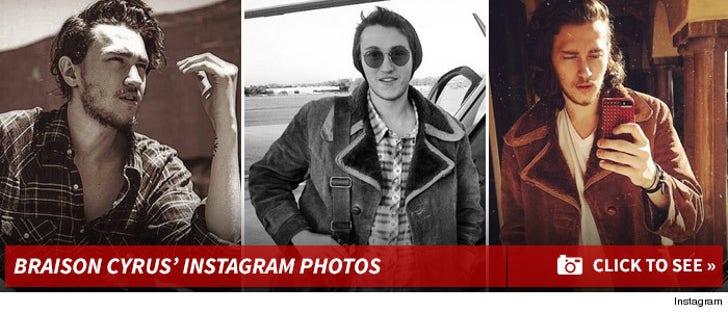Braison Cyrus' Instagram Photos