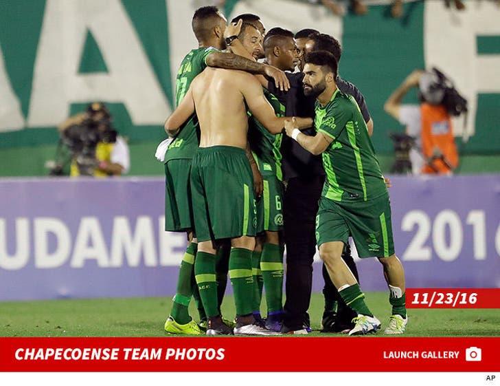 Chapecoense Team Photos
