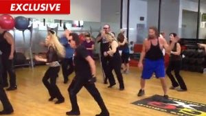 'Hacksaw' Jim Duggan -- DANCE FLOOR HUMILIATION [VIDEO]