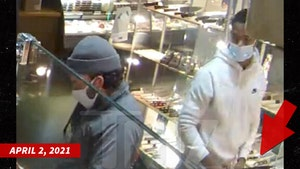 Capitol Attack Suspect Noah Green Seen Shopping for Knife Right Before Incident