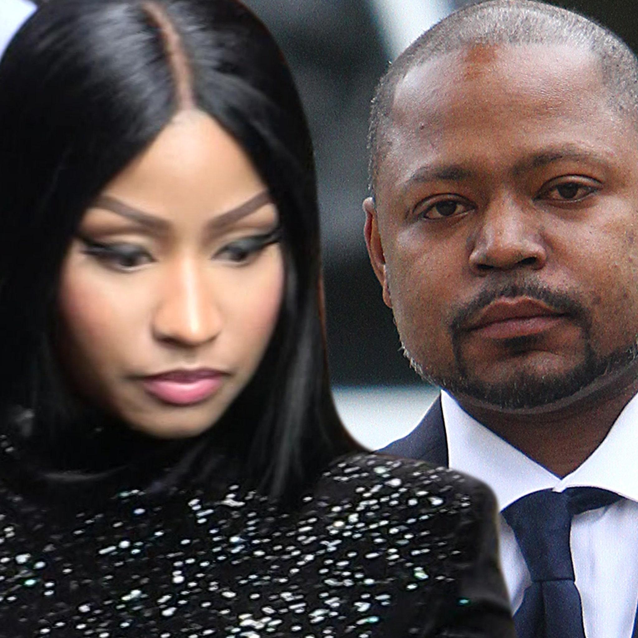 Nicki Minaj's Brother Sentenced to 25 Years to Life for Child Rape