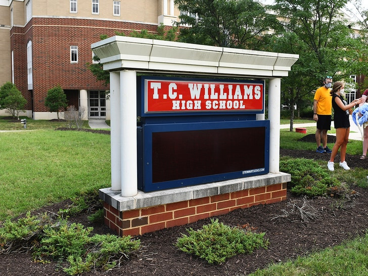 'Remember The Titans' High School Undergoes Name Change Over Racist Ties.jpg
