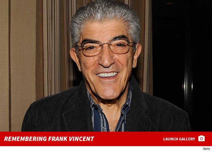 Remembering Frank Vincent