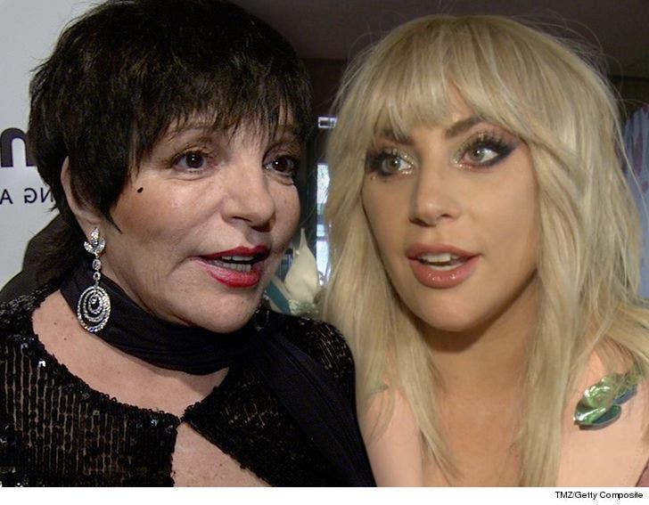 Liza Minnelli Might See 'A Star Is Born' Since Lady Gaga Is