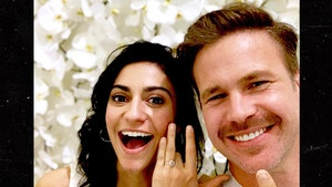 'Vampire Diaries' Star Matthew Davis gets Married 3 Hours After Popping Question