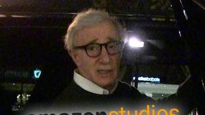 Woody Allen Sues Amazon Studios for $68 Million Over 'Rainy Day in New York'