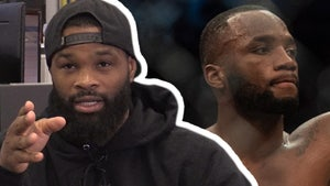 Tyron Woodley Warns Leon Edwards, 'You Gonna Get F*cked Up'
