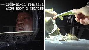 Trick Daddy Arrest Video, Cops Find White Powder in Dollar Bill