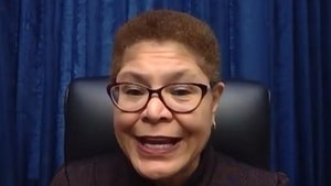 Rep. Karen Bass Angry About Capitol Breach, Worried for Trump's Final Days