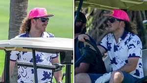 Morgan Wallen Now Touring Golf Courses with His Buddies