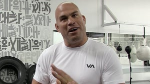 Tito Ortiz Says He Lost Respect For Anderson Silva, Gonna Punch His Face