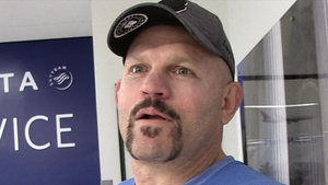 Chuck Liddell Claims He's The Victim After Domestic Violence Arrest