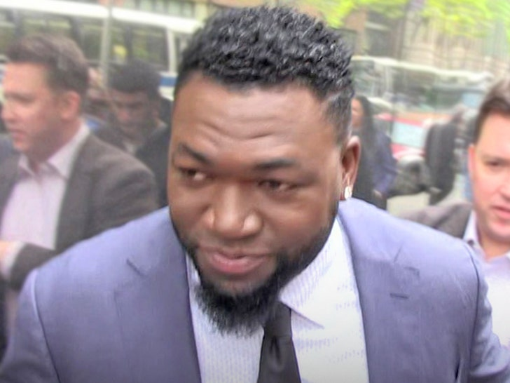 Ex-Red Sox slugger David Ortiz recovering from 3rd surgery