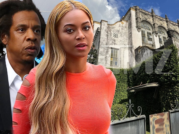 Jay-Z, Beyonce Selling New Orleans Mansion That Caught Fire in July.jpg