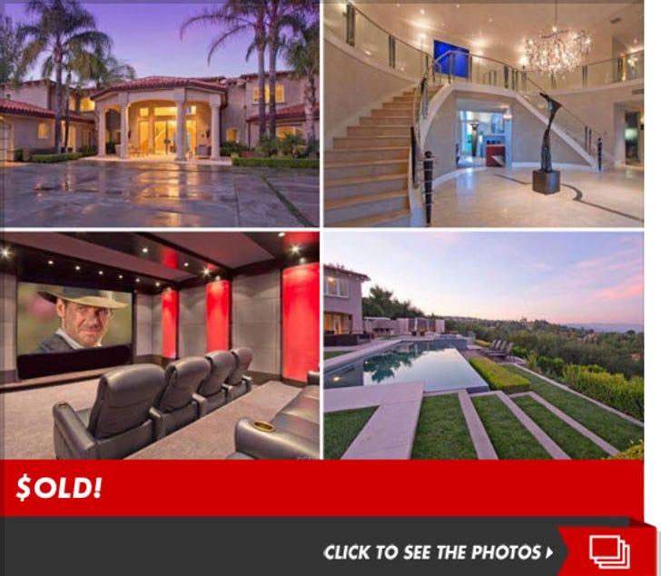 The Rock Dwayne Johnson Sells Massive Estate