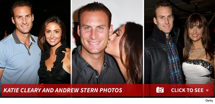 Katie Cleary and Andrew Stern Photos