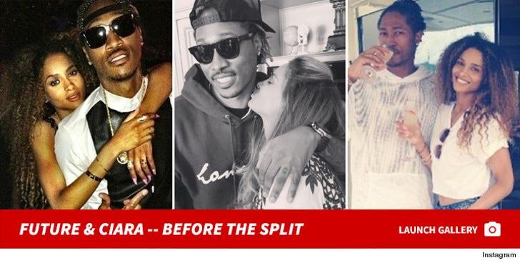 Future & Ciara Before the Breakup