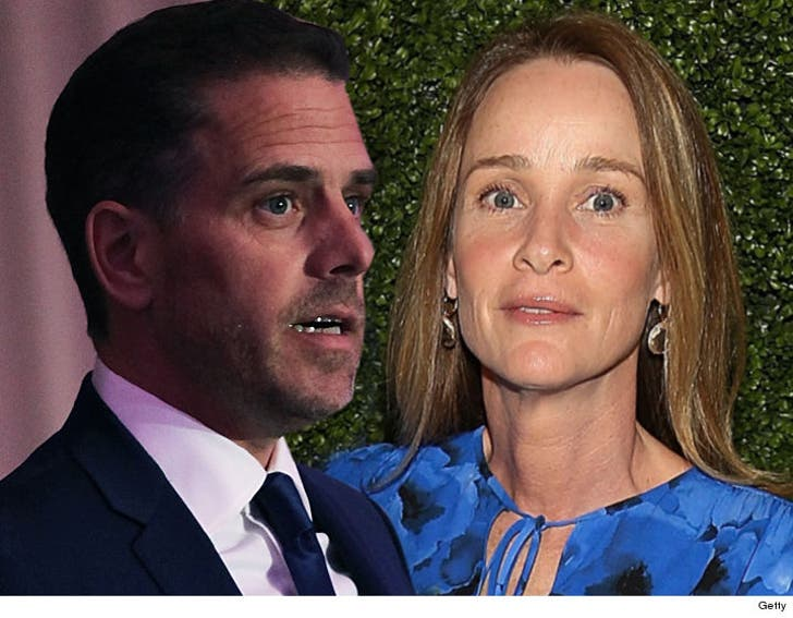 Joe Biden S Daughter In Law Kathleen Divorce Docs She Kicked Hunter Out Of The House Update