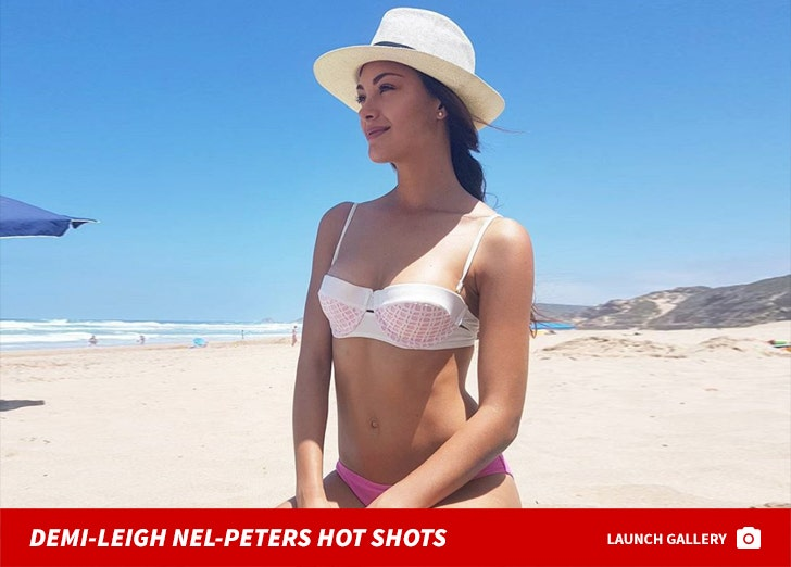 Demi-Leigh Nel-Peters Hot Shots
