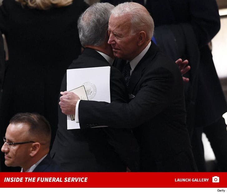 Funeral Service for George H. W. Bush at the National Cathedral