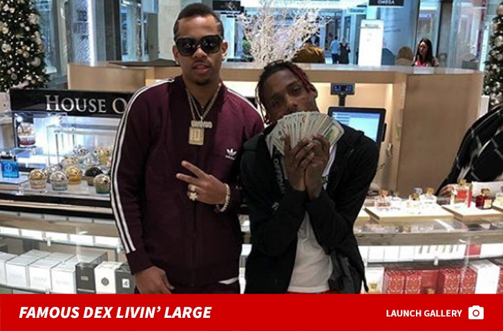 Famous Dex Livin' Large