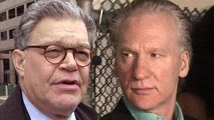 Senator Al Franken Cancels Bill Maher Appearance After N-Word Remark