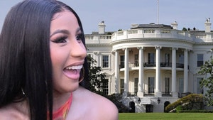 Cardi B Says She Wants to Become a Politician, Seems Serious