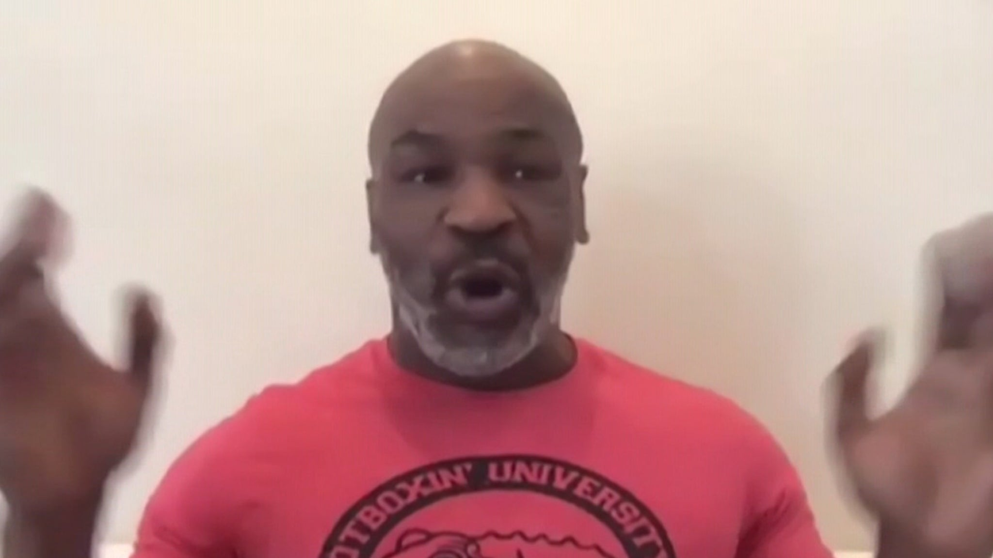Mike Tyson Says Holyfield Rematch for Charity 'Would Be Awesome'