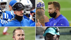 NFL Threatens To Punish Teams Over Coaches' Masks, Wear Them Properly!