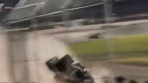 Race Car Crashes Into Fence At Connecticut Track Leaving Multiple Injured, Wild Video
