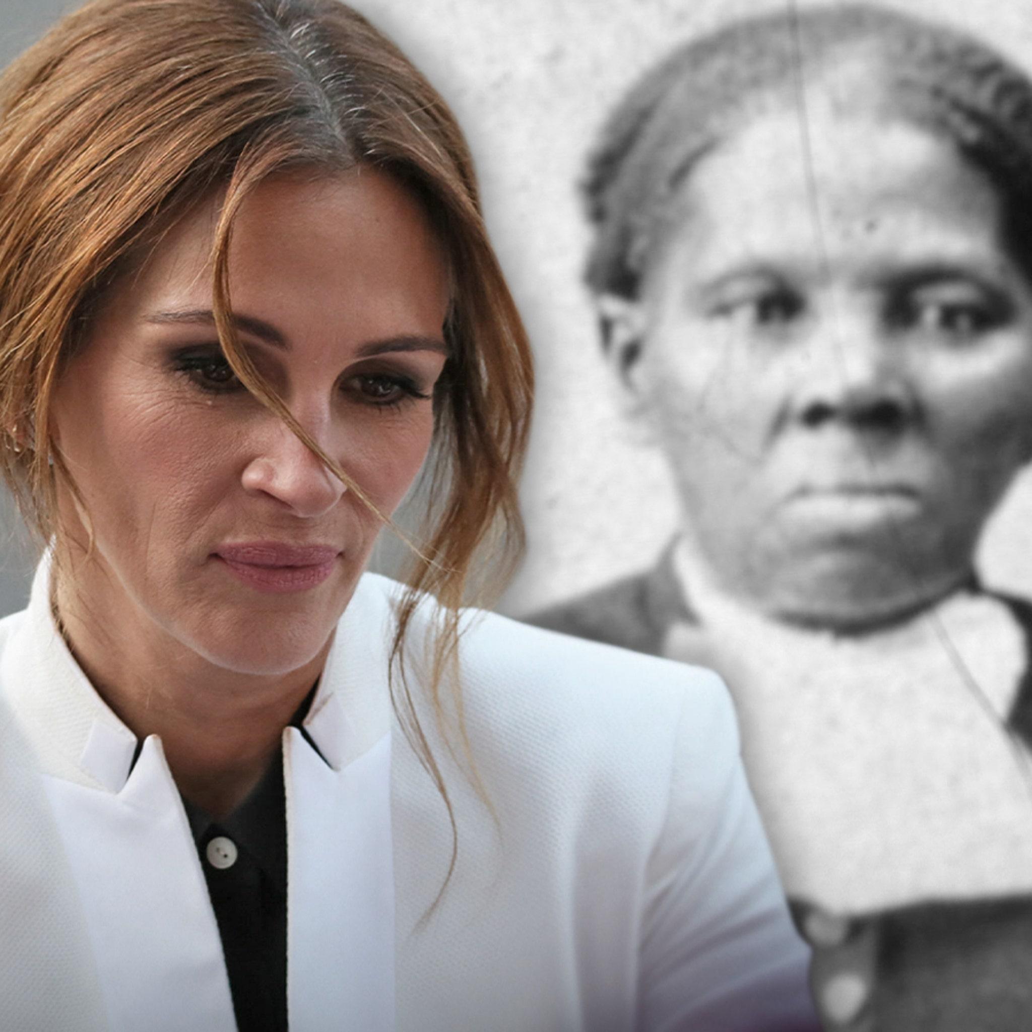 Julia Roberts Should've Played Harriet Tubman According to One Studio Exec