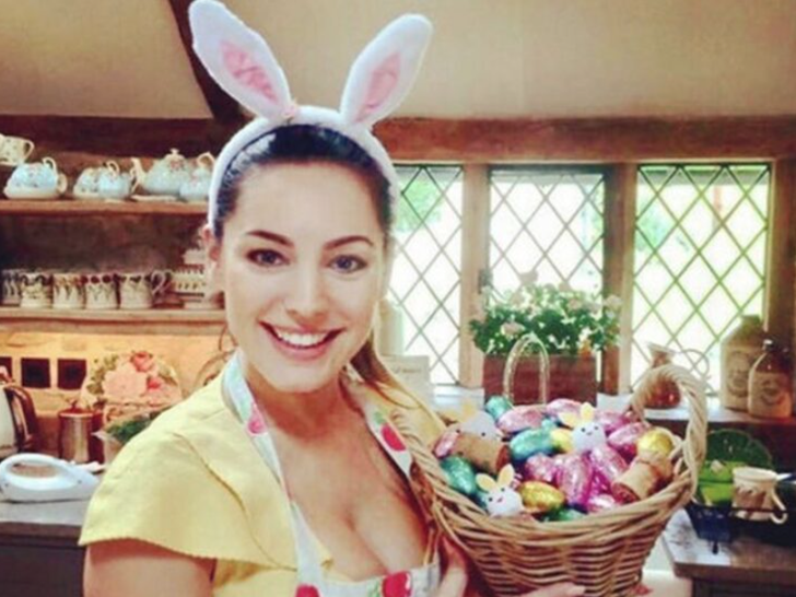 Easter Celebunnies -- They're All Ears!