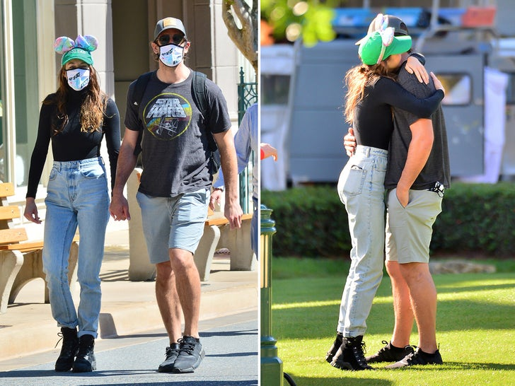 Aaron Rodgers and Shailene Woodley Pack On PDA at Disney World