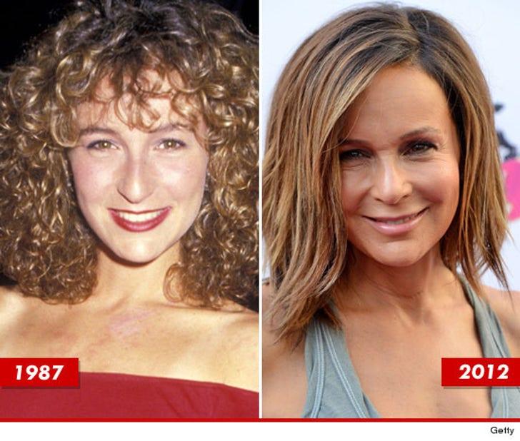 'Dirty Dancing' Star Jennifer Grey -- Good Genes Or Good Docs?