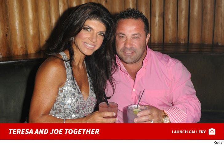 Teresa and Joe Giudice -- Together Photos
