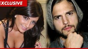 Ashton Kutcher's Alleged Mistress Brittney Jones -- Now Do You Believe Me?!!?!