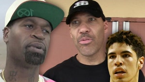 Stephen Jackson Says LaMelo Ball Needs To Be Protected From LaVar